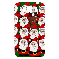 Did you see Rudolph? HTC Sensation XL Hardshell Case