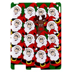 Did you see Rudolph? Apple iPad 2 Hardshell Case