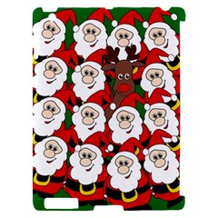 Did you see Rudolph? Apple iPad 2 Hardshell Case (Compatible with Smart Cover)