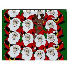 Did you see Rudolph? Cosmetic Bag (XXXL)