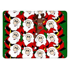 Did you see Rudolph? Kindle Fire (1st Gen) Flip Case