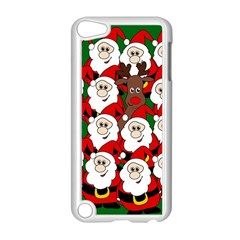 Did you see Rudolph? Apple iPod Touch 5 Case (White)