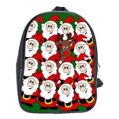 Did you see Rudolph? School Bags (XL)