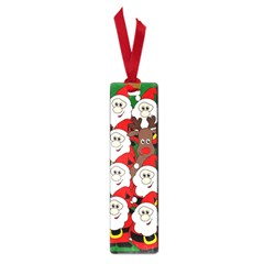 Did you see Rudolph? Small Book Marks