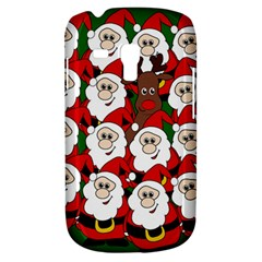 Did you see Rudolph? Samsung Galaxy S3 MINI I8190 Hardshell Case