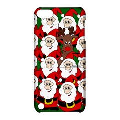 Did you see Rudolph? Apple iPod Touch 5 Hardshell Case with Stand