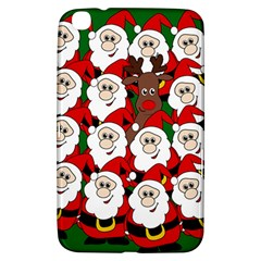 Did you see Rudolph? Samsung Galaxy Tab 3 (8 ) T3100 Hardshell Case
