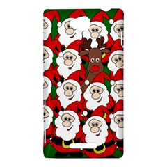 Did you see Rudolph? Sony Xperia C (S39H)