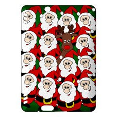 Did you see Rudolph? Kindle Fire HDX Hardshell Case