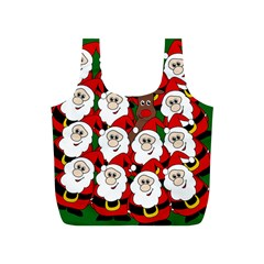 Did you see Rudolph? Full Print Recycle Bags (S)