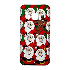 Did you see Rudolph? HTC One M9 Hardshell Case