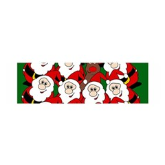 Did you see Rudolph? Satin Scarf (Oblong)