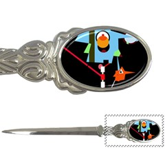 Abstract composition  Letter Openers