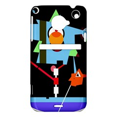 Abstract composition  HTC Evo 4G LTE Hardshell Case