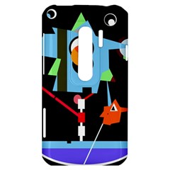 Abstract composition  HTC Evo 3D Hardshell Case