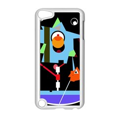 Abstract composition  Apple iPod Touch 5 Case (White)
