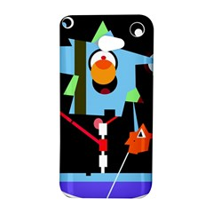 Abstract composition  HTC Butterfly S/HTC 9060 Hardshell Case