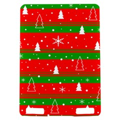 Xmas pattern Kindle Touch 3G