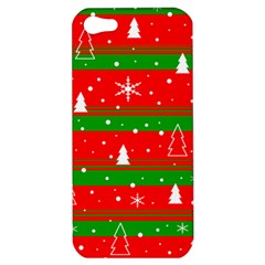 Xmas pattern Apple iPhone 5 Hardshell Case