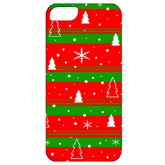 Xmas pattern Apple iPhone 5 Classic Hardshell Case