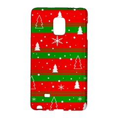 Xmas pattern Galaxy Note Edge