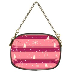 Pink Xmas Chain Purses (Two Sides)