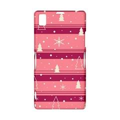 Pink Xmas Sony Xperia Z1