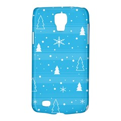 Blue Xmas Galaxy S4 Active