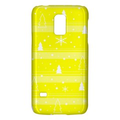 Yellow Xmas Galaxy S5 Mini