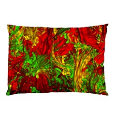 Hot Liquid Abstract C Pillow Case