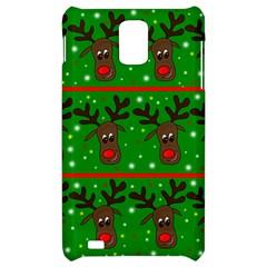 Reindeer pattern Samsung Infuse 4G Hardshell Case