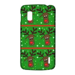 Reindeer pattern LG Nexus 4