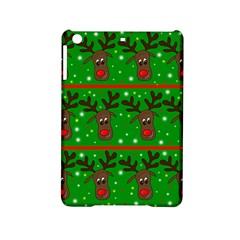 Reindeer pattern iPad Mini 2 Hardshell Cases