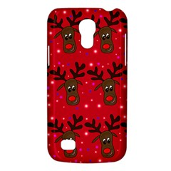 Reindeer Xmas pattern Galaxy S4 Mini
