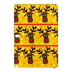 Christmas reindeer pattern Samsung Galaxy Tab Pro 12.2 Hardshell Case
