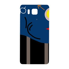 Abstract night landscape Samsung Galaxy Alpha Hardshell Back Case