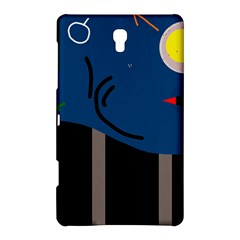 Abstract night landscape Samsung Galaxy Tab S (8.4 ) Hardshell Case