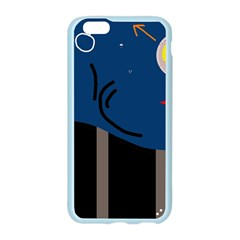Abstract night landscape Apple Seamless iPhone 6/6S Case (Color)