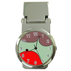 Nature Money Clip Watches