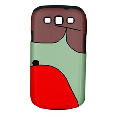 Nature Samsung Galaxy S III Classic Hardshell Case (PC+Silicone)