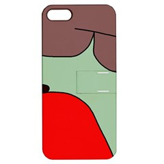 Nature Apple iPhone 5 Hardshell Case with Stand