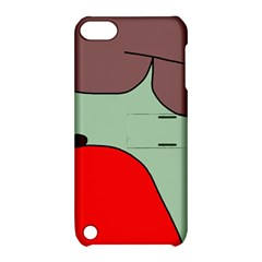 Nature Apple iPod Touch 5 Hardshell Case with Stand