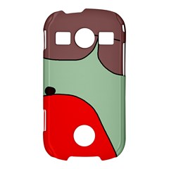 Nature Samsung Galaxy S7710 Xcover 2 Hardshell Case