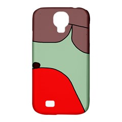 Nature Samsung Galaxy S4 Classic Hardshell Case (PC+Silicone)