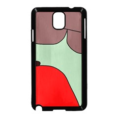 Nature Samsung Galaxy Note 3 Neo Hardshell Case (Black)