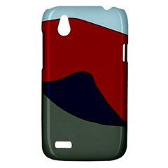 Decorative design HTC Desire V (T328W) Hardshell Case