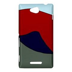 Decorative design Sony Xperia C (S39H)