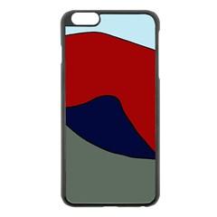 Decorative design Apple iPhone 6 Plus/6S Plus Black Enamel Case