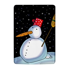 Lonely snowman Kindle 4