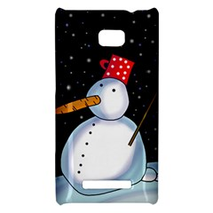 Lonely snowman HTC 8X